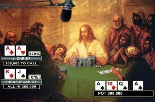 giuda poker