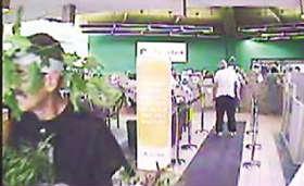 <B>Usa, rapina una banca travestito da albero<br>Smascherato, viene arrestato</B>